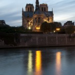 Paris by Night: Cathedrale Notre Dame