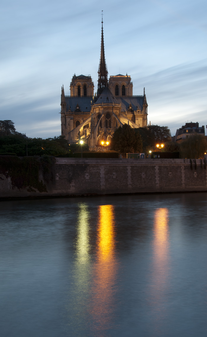Cathedral Notre Dame (f16 - 15 sec - ISO 100) — © Adam Sedgley