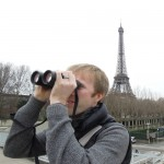 Birdwatching in Paris